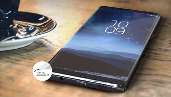 Zagg InvisibleShield Glass Curve Screen Protector