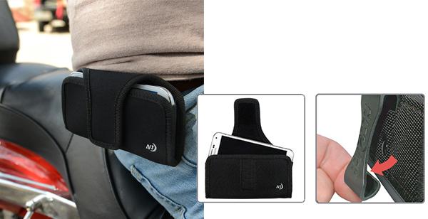 Universal Nite Ize Black Fits All XL case - Horizontal