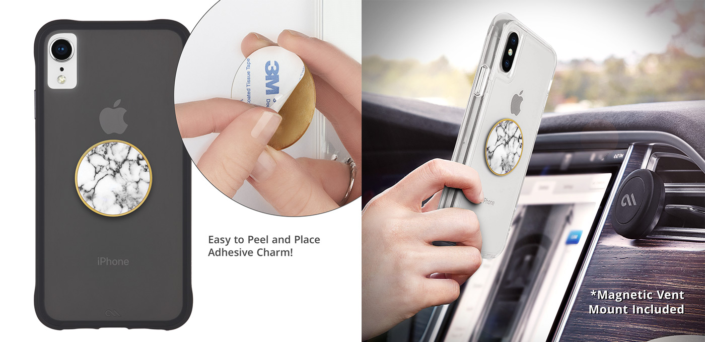 Case-Mate Charm Magnetic Car Mount