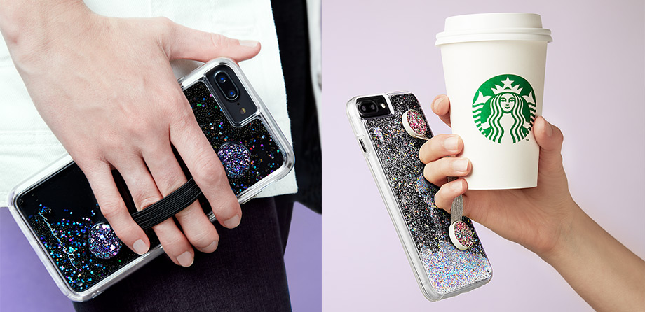 Universal Case-mate Glitter Straps