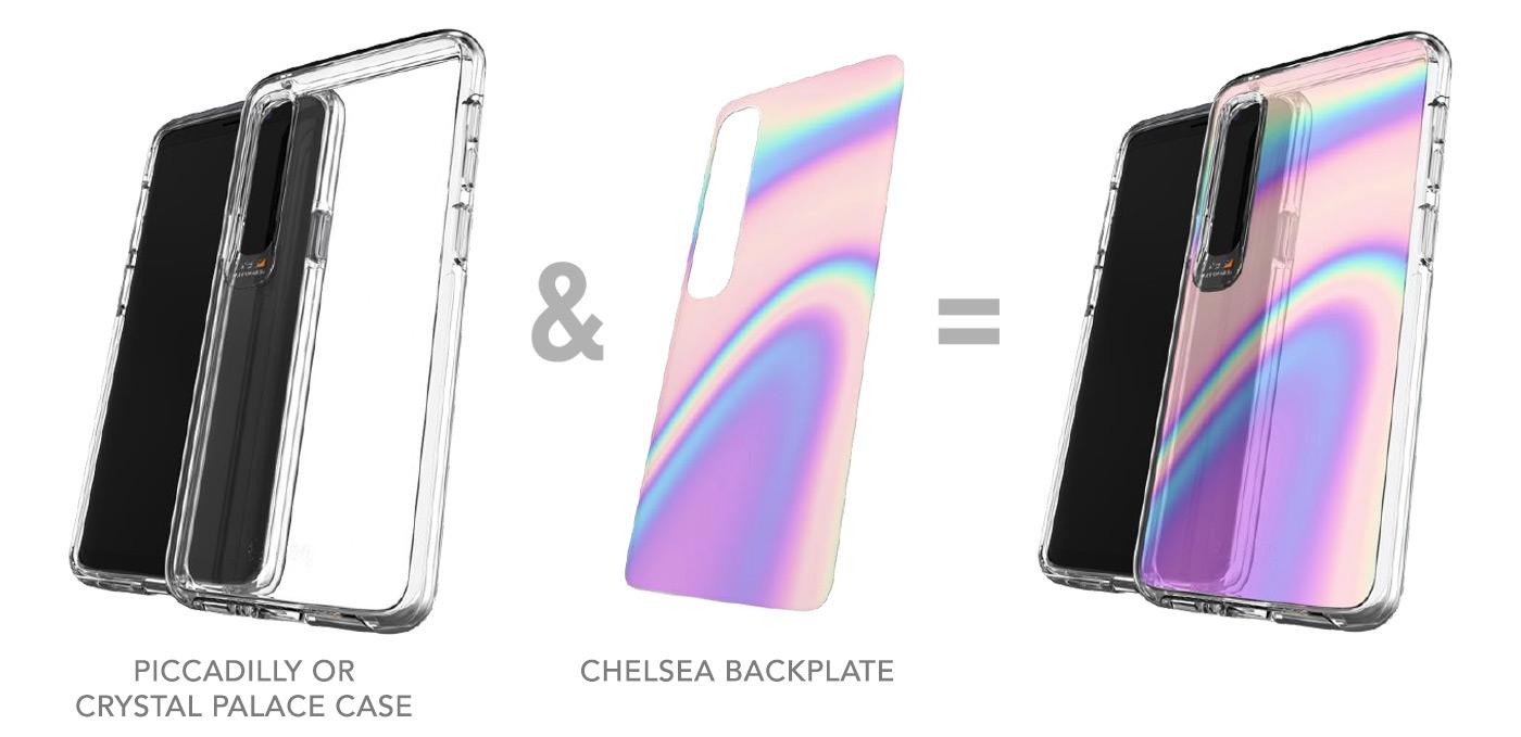 Gear4 D3O Chelsea case - 4pk