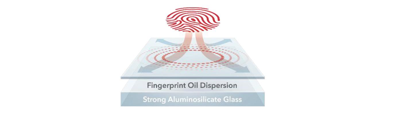 Zagg InvisibleShield Glass Elite Oleophilic Treatment