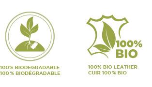 100 percent biodegradable